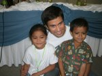 sam milby and kids