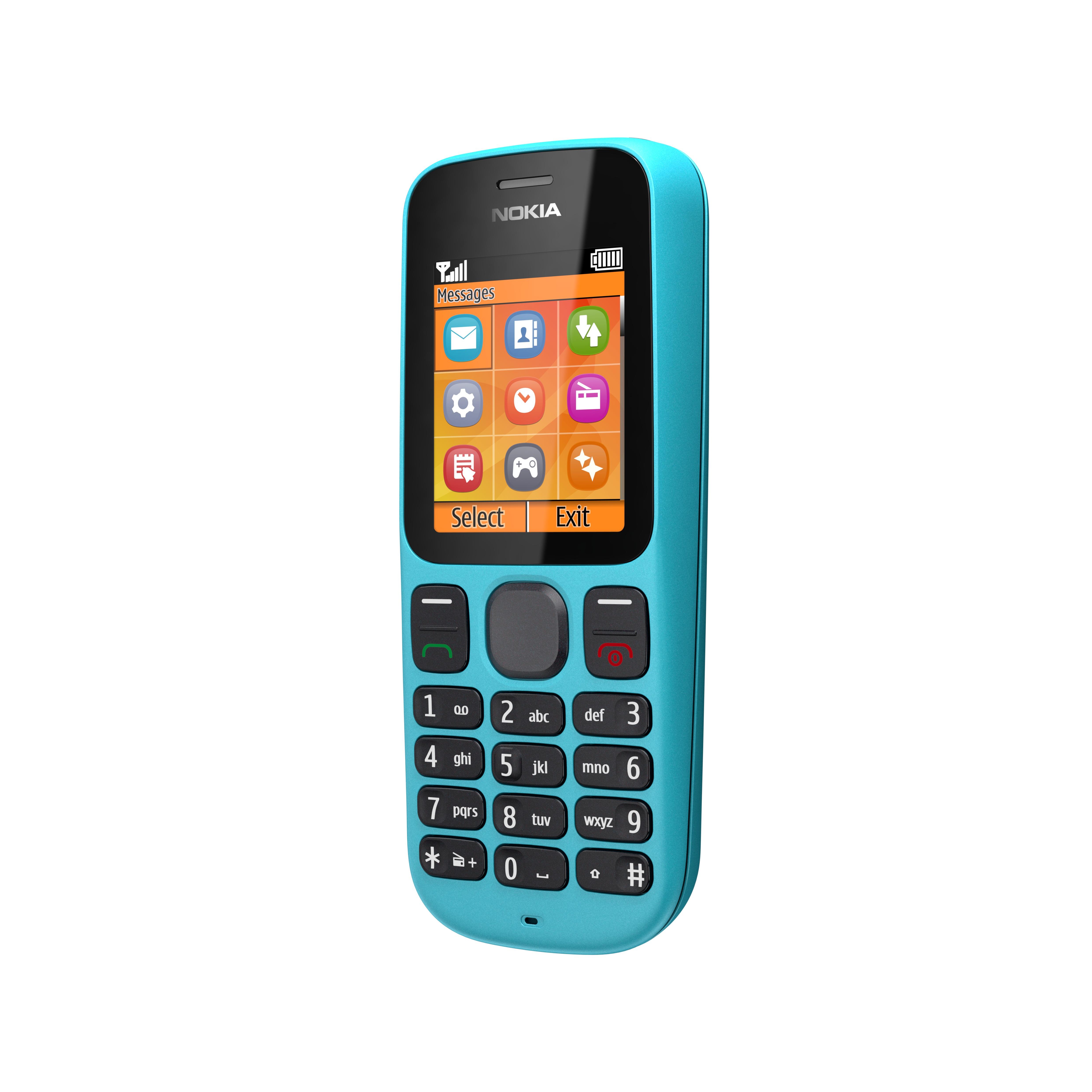 Nokia News Prworks Online 603 2gb White 100 Aqua Blue