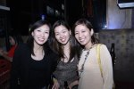 Kaye Luym, May Lim, and Kirsteen Lim
